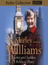 Shirley Williams (MP3)